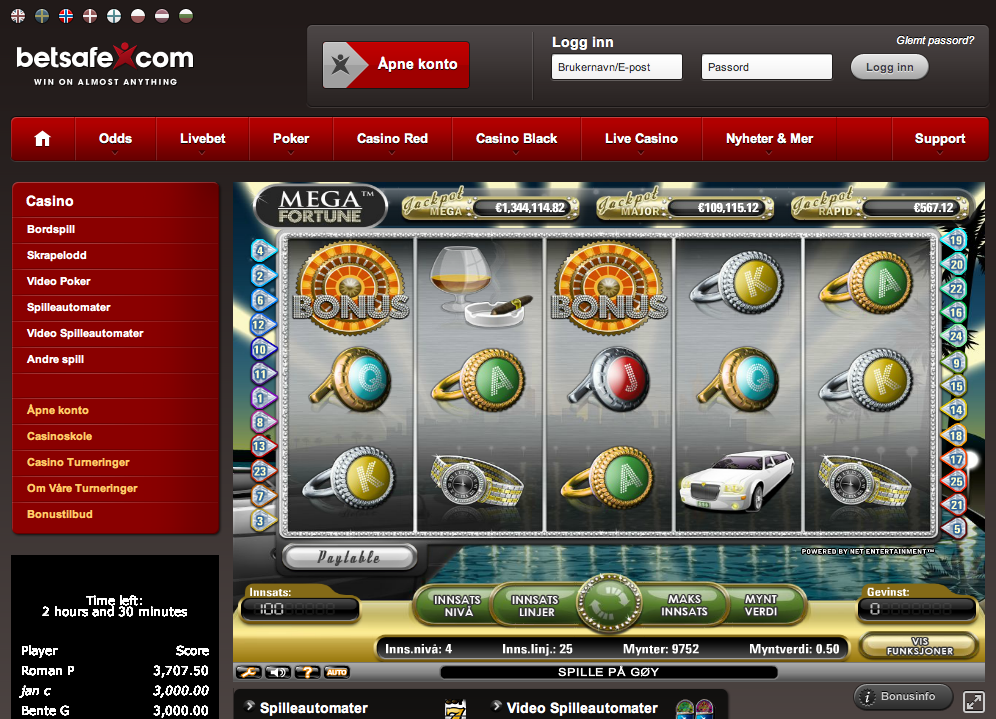 is online betting safe