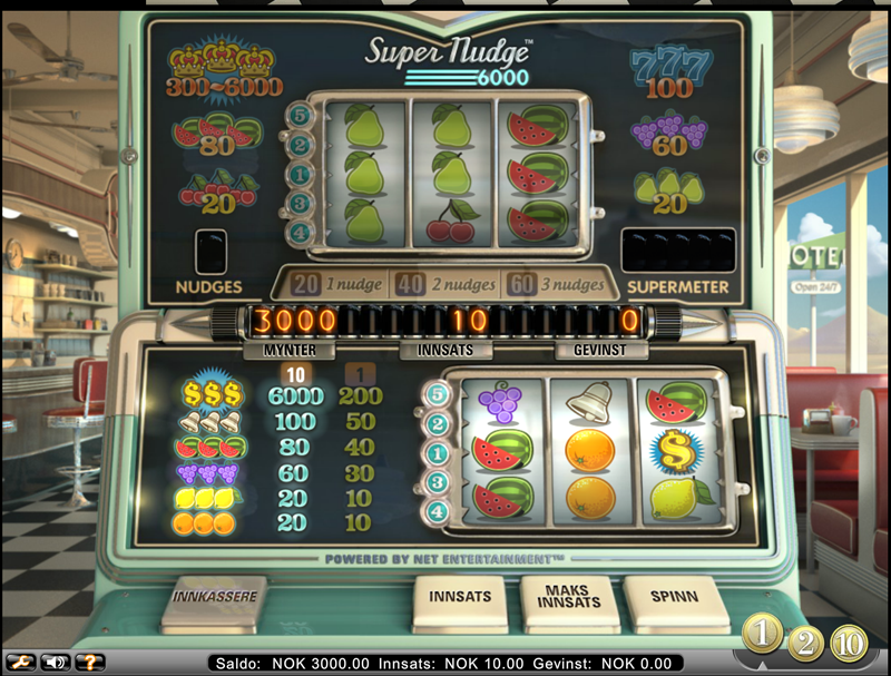Mr. Green Casino Review