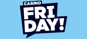 Casino Friday Online Casino 300 x 135