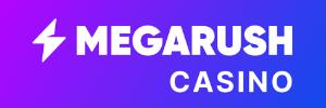 Megarush Casino 300 x 100
